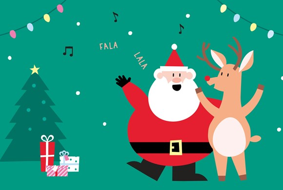 Sing-along with Santa