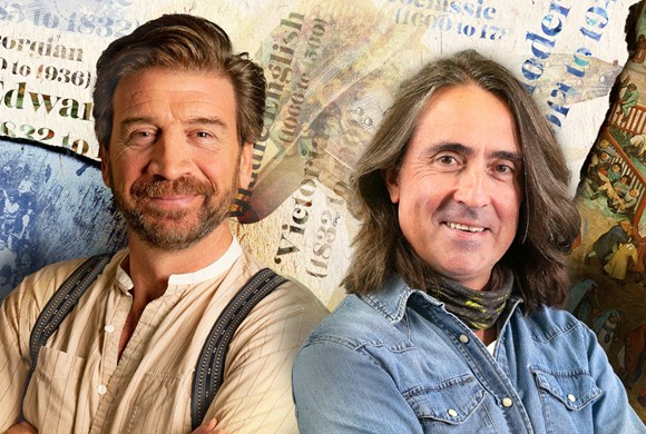 Nick Knowles & Neil Oliver